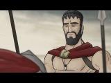 Как должен был закончиться фильм - 300 спартанцев