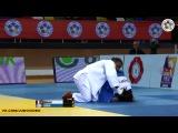 2013 Judo Grand-Prix Samsun (-63kg Final) Gevrise EMANE (FRA) - Yarden GERBI (ISR)