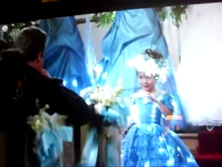 Lilly Don't Cuss At The Wedding (3x13)