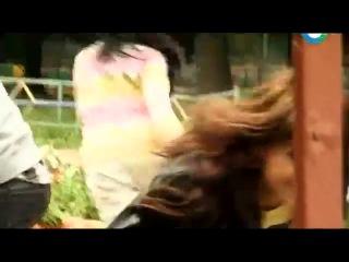 Амазонки из глубинки, 2 серия (эпизод с Ранетками)