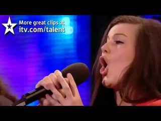 Charllote and jonathan best audition ever britain got talents 2012