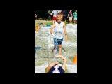 Лагерь 2012: Закарпатские Подростки - Водный День