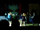 Питер IN DA HOUSE- 2013- Waacking- Кресанова Александра, Туголукова Женя (United Dance Complex) пресилекшн