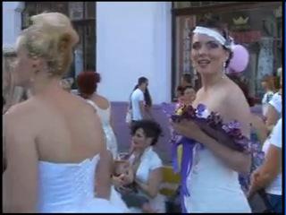 П'ятий Закарпаиський парад наречених (21 канал)