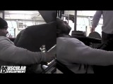 Johnnie Jackson Trains Legs With Branch Warren 4 Weeks Out from Arnold Classic 2013