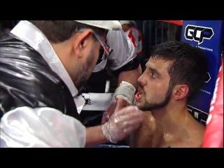 Видео : Иван Редкач – Тони Луис (17 января 2014)