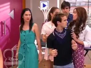 Виолетта Violetta 37 серия 1 сезон