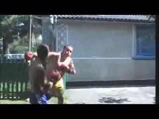 Napadivka Boxing GYM _ Відновилися тренування з боксу в с.Нападівка!