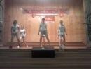 танец девочек из лагеря им.Гайдра 2013 год
