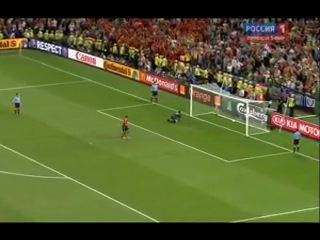 ПОРТУГАЛИЯ 0:0 ИСПАНИЯ 1/2 Финала Евро 2012 Серия пенальти (2:4) Евро 2012 27.06.12