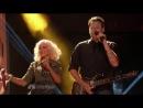 Кристина Агилера и остальные судьи The Voice 5 сезон. I Love Rock-N-Rol
