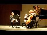 Брамс Трио для фортепиано, кларнета и виолончели ля минор, соч. 114 а