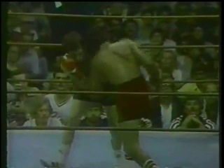 1981-07-19 Ray Mancini vs Jose Luis Ramirez (NABF lightweight title)
