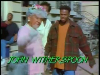 Вступительные титры сериала Братья Уэйэнсы (The Wayans Bros) 1995