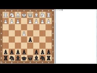 1.e4 d5 2.ed kf6