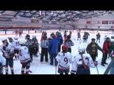 Драка девочек-хоккеисток (Возраст 12-14 лет)