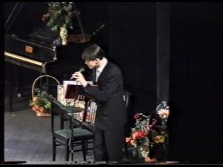 Юбилей Антонины Шурановой - празднование в Театре Сатиры на Васильевском 2001 год