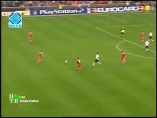 Финал ЛЧ 2001. Бавария - Валенсия. Доп. время и серия пенальти