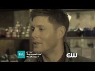 Сверхъестественное Supernatural 8 сезон 12 серия про в русской озвучке ArtSound
