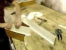 Изготовление светодиодной вывески по технологии ALS Elkamet