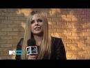 Интервью Аврил Лавин для MTV News
