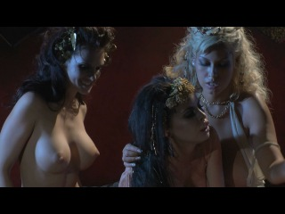 Brandy Aniston, Bridgette B, Jennifer Dark - This Ain't Dracula XXX Parody