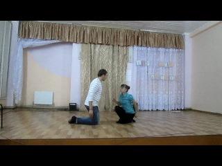танец Шаровариной Светланы и Геенко Алексея