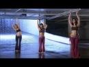 Shimmy- уроки танца живота сезон 1 урок 13