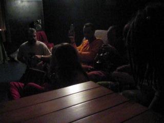 Восточная вечеринка 6.10.12 . Бродяги Дхармы и С.Копылов.