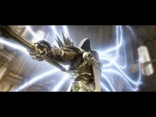 Diablo 3 Акт 2 Жертва Тираэля или падение Ангела-