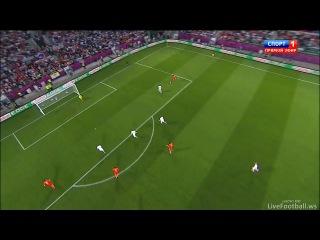 Россия 4 1 Чехия Голы и лучшие моменты Евро 08 06 2012 [Группа А.Евро 2012] New HD ♥ ► By Скорпиончик ♥ 9658