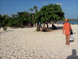 Cuba-2011, playa Guardalavaca