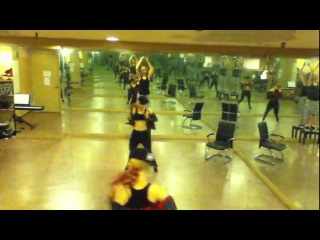 120912 SAY's Choreography Practice (Filmed by Yull)