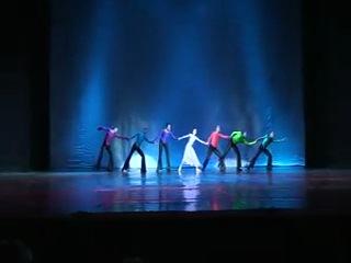 Петербург-три века в танце, Бег(Ира Ильина,Олеся Гогина,Ира Семанина,Диана Эль-Хейба,Вероника Шлякова,Таня Волкова)