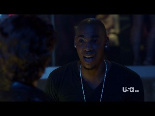 Necessary Roughness S1x04 Habit Forming