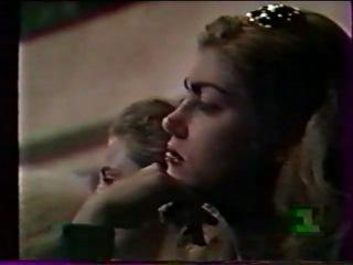 Вероника Кастро в Останкино 1992 год.