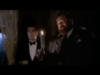 Проклятый медовый месяц / Медовый месяц с призраками (Фильмы США 1986 года)
