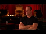 Chris Meloni talks about his character Roman Zimojic