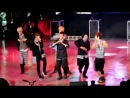 B.A.P - 'CRASH' @ Cultwo Show Open Broadcast in Seoul Land 01.09.2012