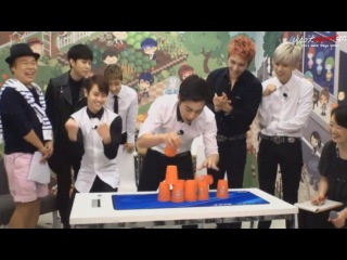 [SHOW] 10.10.2013 Ameba Studio - BEAST Play Cup Game