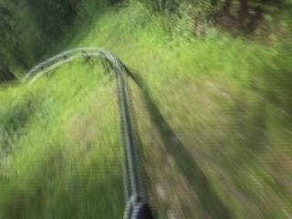 поездка на роделе (до 40 км/ч)