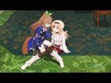Choujigen Game Neptune the Animation / Гиперпространственная Нептуния - 4 серия [RAW]