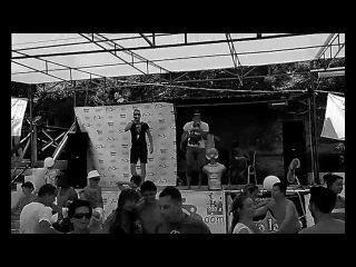 Haciendo mono - 100% Ache Cubano Company (Salsa-Festival 2013 ODESSABOOM 7)