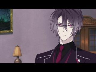 Возлюбленные Дьявола 1 серия / Diabolik Lovers 1 episode  Amaya_Fox & TIA