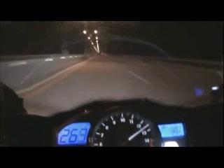 Мопед Альфа Против Ямахи Р1 - Alpha VS Yamaha R1