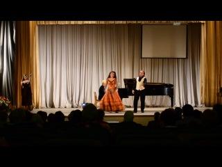 Две сцены из оперетты