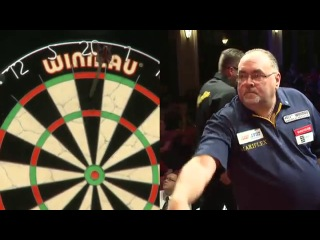 Tony O'Shea vs Andy Chalmers (Winmau World Masters 2013 / Last 32)
