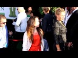 Holly Marie Combs arrives to the premiere of Odd Life Of Timothy Green [6.08]