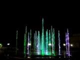 Цветной фонтан г. Мостовской