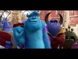 Университет монстров (2013) HD 720(Полный мультфильм)